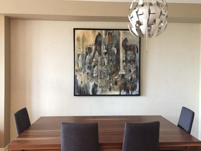 Installed in Client's Home