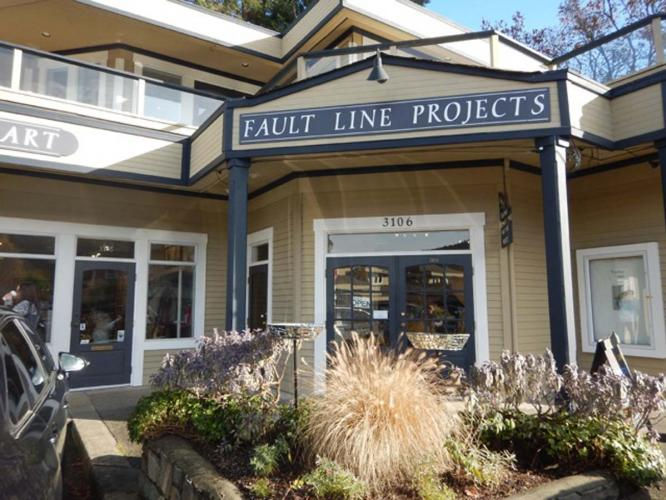 Fault Line Projects Gallery Saltspring