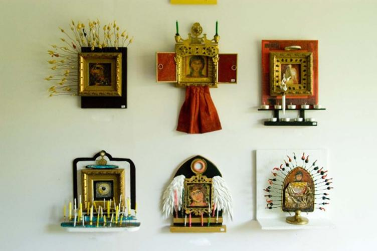 Group Shot of Icon Assemblages