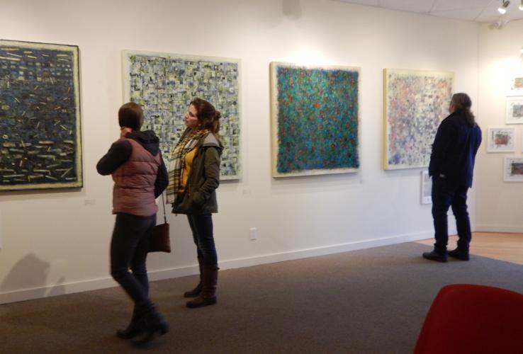 Faultline Projects Gallery Solo Show