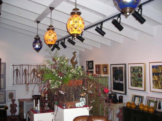 Christmas Show at Red Cat Gallery